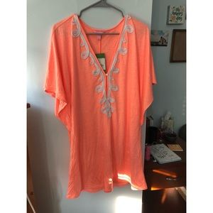 Lilly Pulitzer Balleta Coverup NWT Size Small